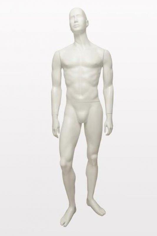Onde Comprar Manequim Masculino Musculoso São Mateus - Manequim Masculino Plus Size