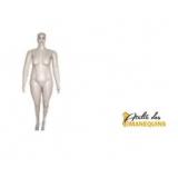 fábrica de manequim corpo inteiro para loja comércio Sumaré
