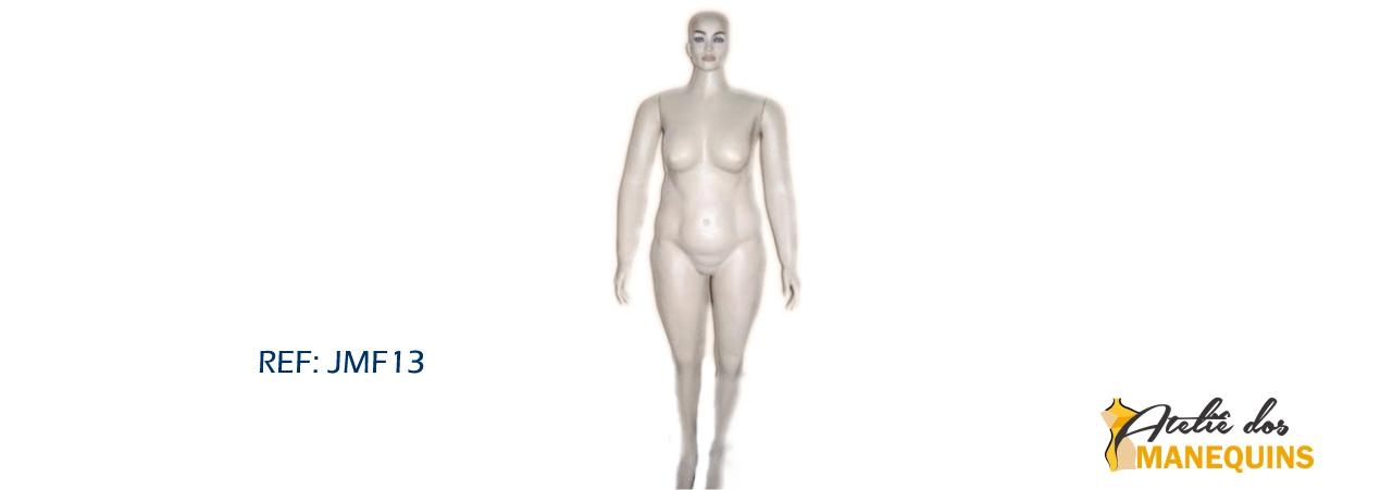 Manequim feminino para locação